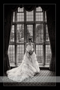 wedding Goldsborough Hall